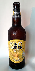 Samuel Adams Honey Queen