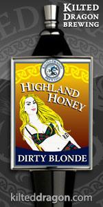 Dirty Blonde Highland Honey