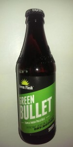 Green Bullet Triple IPA