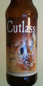 Heavy Seas - Cutlass (Amber Lager)