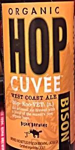 Bison Organic Hop Cuvée West Coast Ale