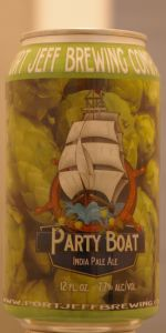 Party Boat IPA