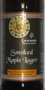 Jack's Abby / Lawson's Smoked Maple Lager