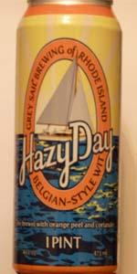 Hazy Day Belgian Wit