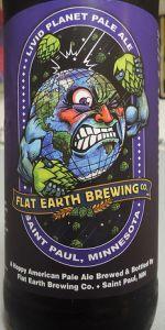 Livid Planet Pale Ale