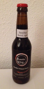 Rooie Dop Barrel Aged Double Oatmeal Stout