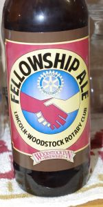 Fellowship Ale