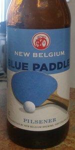 Blue Paddle Pilsner