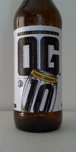 OG Wheat India Pale Ale