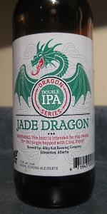 Dragon Series Jade Dragon Double IPA