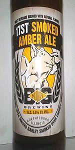 17th Street Amber Ale