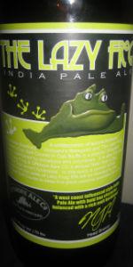 Lazy Frog IPA