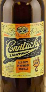 Conntucky Lightnin' Bourbon Ale