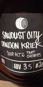 Dawson's Kriek