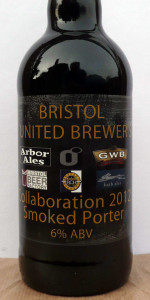 Collaboration 2012 Smoked Porter