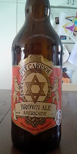 Brown Ale Américaine