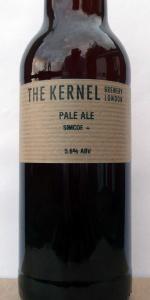 Pale Ale (Simcoe +)