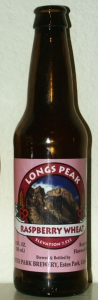 Longs Peak Raspberry Wheat