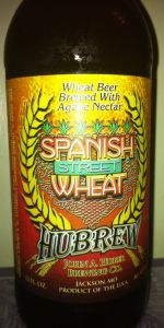 Hubrew Spanish Street Wheat