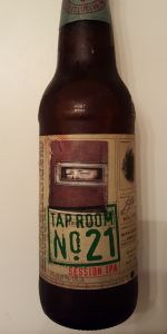 Tap Room No. 21 IPA