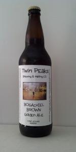 Bogachiel Brown Golden Ale