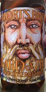 Short's Beard Of Zeus India Style Pale Lager
