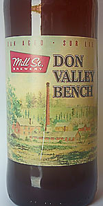 Don Valley Bench