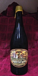 Hunahpu's Imperial Stout - California Brandy Barrel Aged