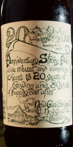 Anniversary Strong Ale