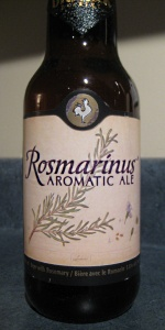 Big Rock Rosmarinus Aromatic Ale