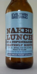 Evil Twin Naked Lunch In A Heavenly Copenhagen Resto