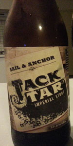 Jack Tar Imperial Stout