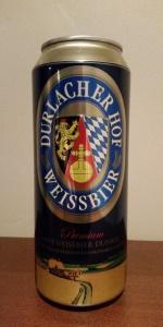 Durlacher Hof Hefeweissbier Dunkel