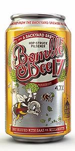Backyard Brew Bomble Bee 17