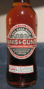 Innis & Gunn Canadian Cherrywood Finish