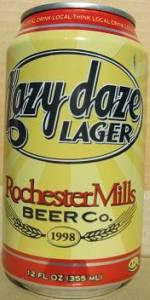 Rochester Mills Lazy Daze Lager