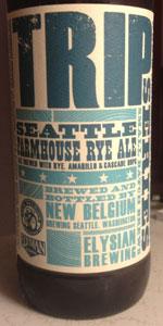The Trip XVI (Farmhouse Rye Ale)
