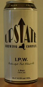 I.P.W. (India-style Pale Wheat Ale)