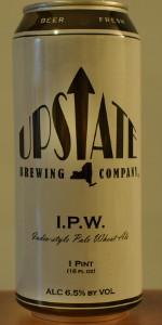 I.P.W. (India-style Pale Wheat Ale)