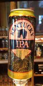 Kentucky IPA (2013 - )