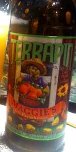 Terrapin Maggie's Peach Farmhouse Ale