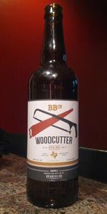 Woodcutter Rye IPA