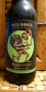 Red Brick Brick Mason Series #6: Black-Eye Rye