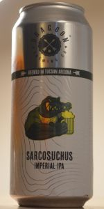 Sarcosuchus Double IPA