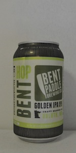 Bent Hop - Golden IPA