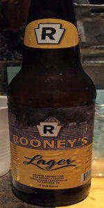 Rooney's Lager