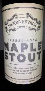 Barrel-Aged Maple Stout
