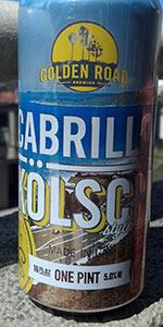 Cabrillo Kolsch