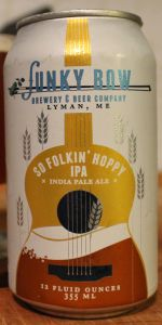 So Folkin' Hoppy IPA