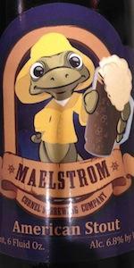 Cornel's Maelstrom American Stout
